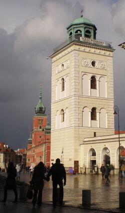 Kosciol sw. Anny (dzwonnica).JPG