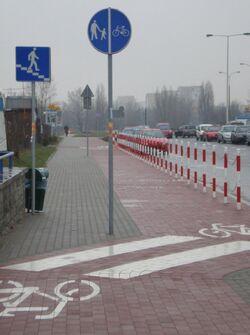 Rolna (ścieżka rowerowa).JPG