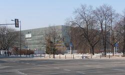 Muzeum Historii Żydów Polskich (budowa 27).JPG