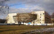 Muzeum Historii Żydów Polskich (budowa 3)