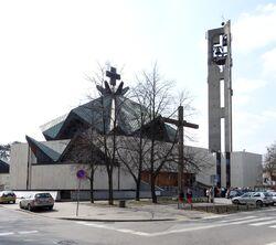Kościół św. Zygmunta (plac Konfederacji).JPG