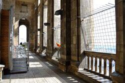 Taras widokowy na 30 piętrze PKiN.JPG