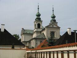 Zespół klasztorny kamedułów na Bielanach