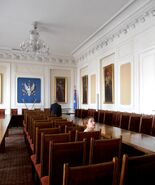 Pałac Kazimierzowski (Sala Senatu)