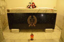 Sarkofag Ignacego Jana Paderewskiego Katedra św. Jana.JPG