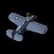 4 - F4F-4 Wildcat