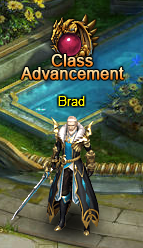 Brad the Class Advancement NPC