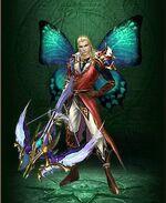 Wings earth elven