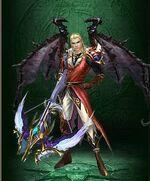 Wings phantom dragon