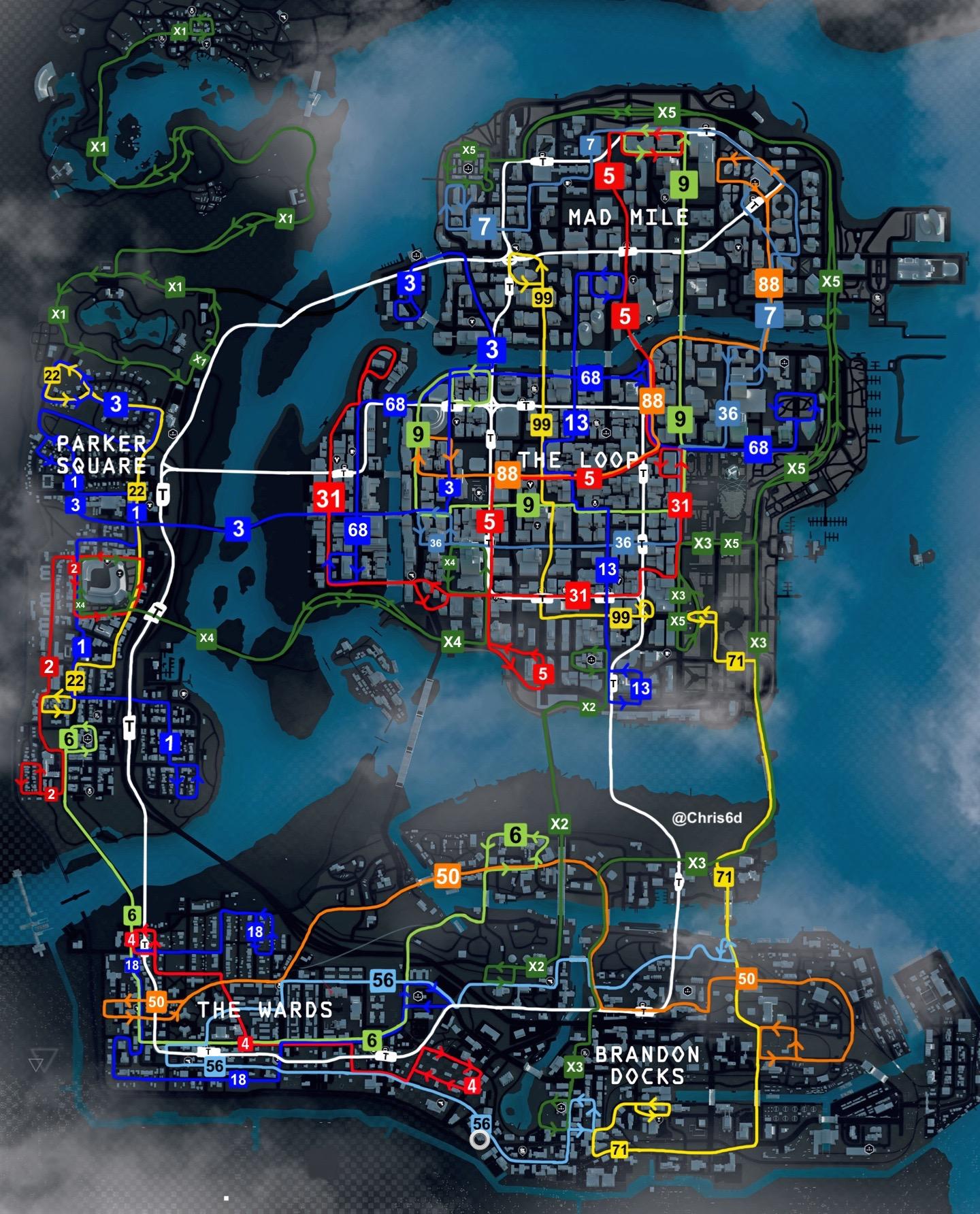 watch dogs map cyndiimenna Watch Dogs Logo watch dogs map