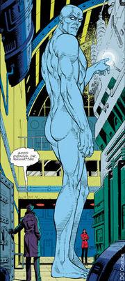 Doctor Manhattan Tall