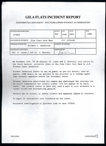 Image - Gila Flats Incident Report 77871.Jpg | Watchmen Wiki
