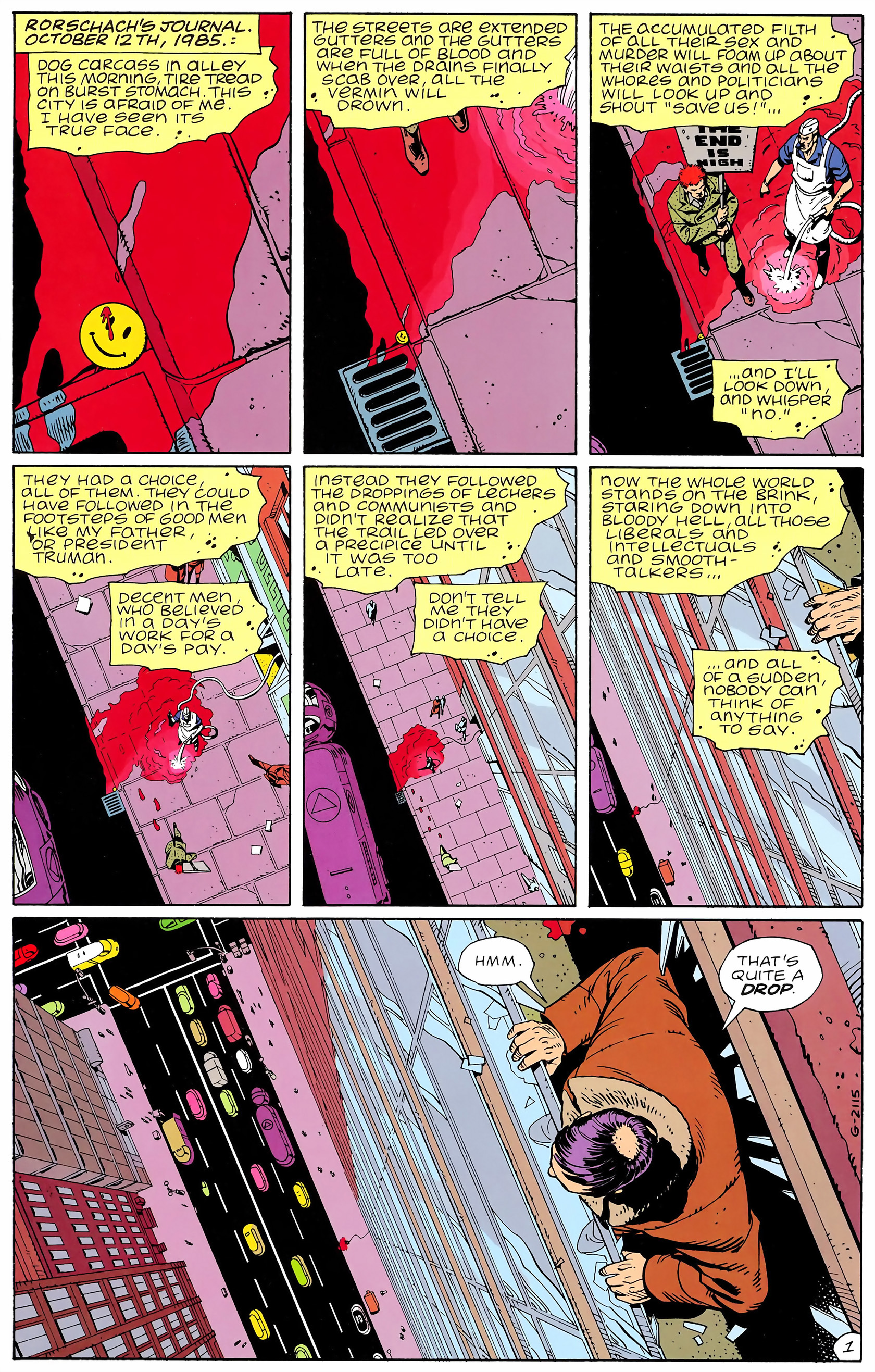 image watchmen comic page jpg watchmen wiki fandom full resolution