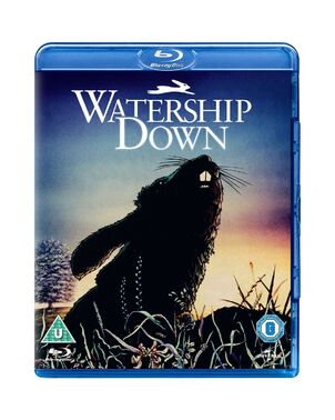 UK Watership Down Blu-Ray