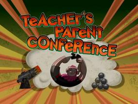 Teacher's Parent Conference Title Card