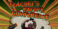 Teacher's Parent Conference