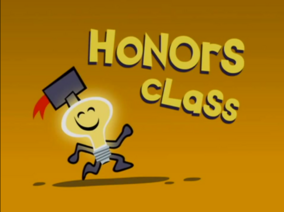 Honors Class Title Card