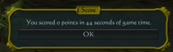 A Bad Score