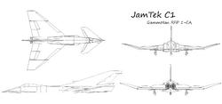 JamTek C1 RFP 1-CA