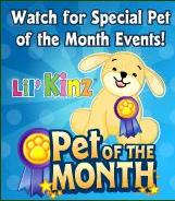 'Kinz Golden Retirever Pet of the Month Ads