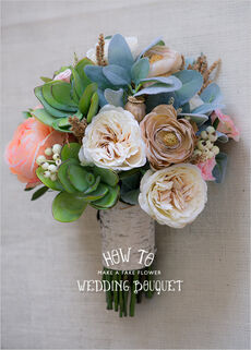 Fakeweddingflowerbouquet