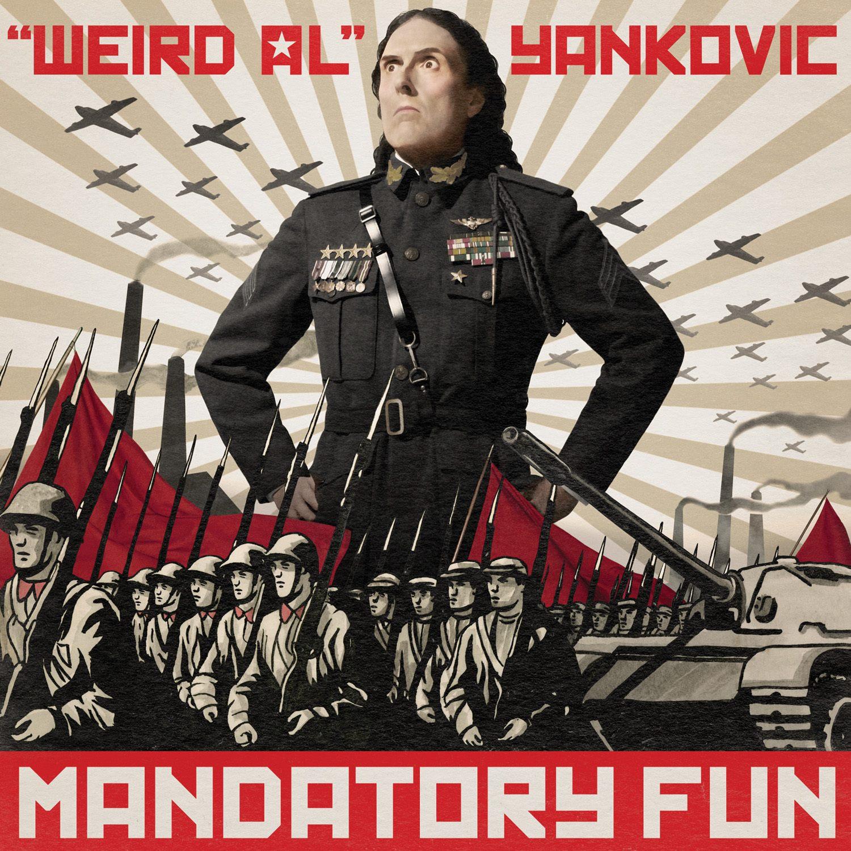 Album:Mandatory Fun | Weird Al Wiki | Fandom powered by Wikia