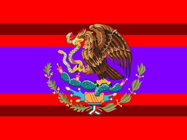 Datei:Aztekenreichfahnemitwappen.png