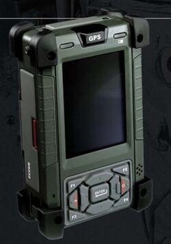 WARRIOR III PDA
