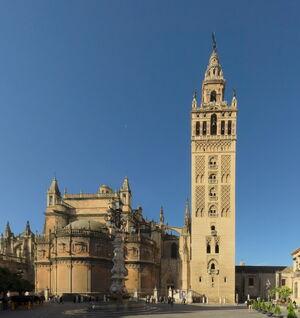 Sevilla Cathedral - Giralda
