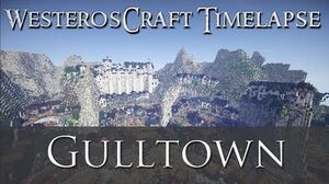 WesterosCraft Timelapse The Making of Gulltown