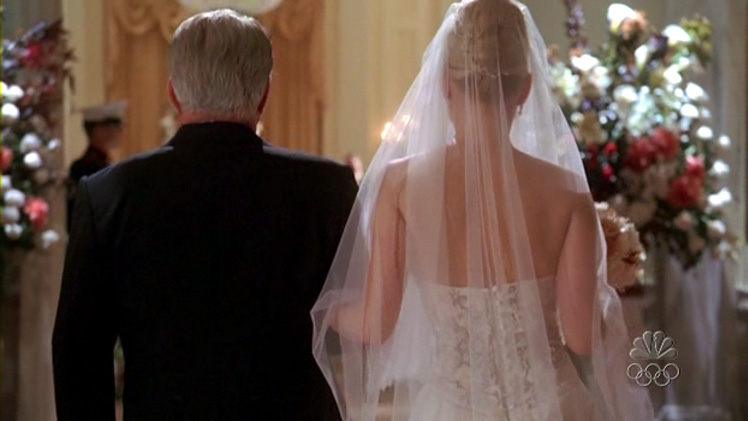 Image result for the west wing season 7 eli getting married