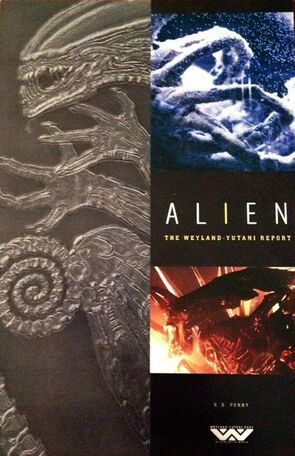Alien The Weyland-Yutani Report