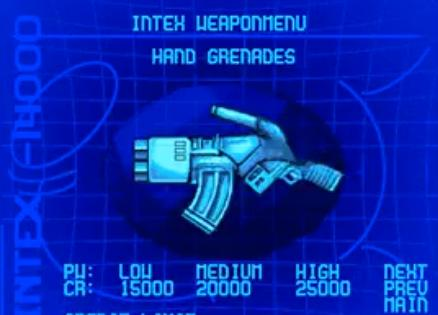 Hand Grenades IPC