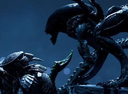 Alien Attacks Predator