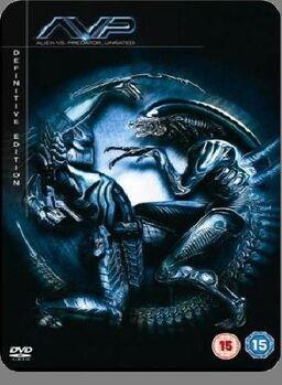 Alien vs Predator The Definitive Edition(2 Discs)