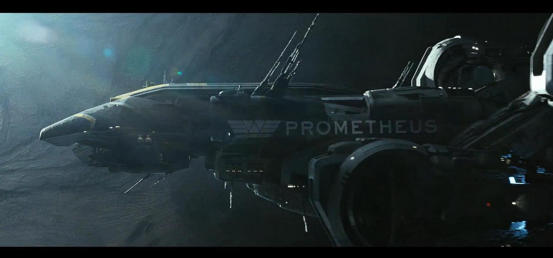 prometheus spacecraft stargate - photo #38
