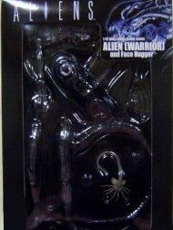 Aliens Warrior Aoshima