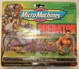 Predator (Mirco Machines)