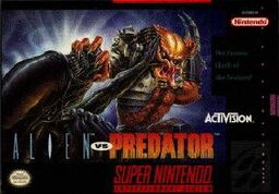 Alien vs. Predator (SNES)