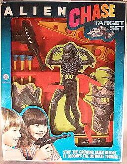 Alien chase target set