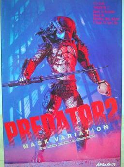 Predator 2 (Argo Nauts)