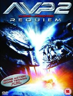 Aliens Vs Predator - RequiemDVD