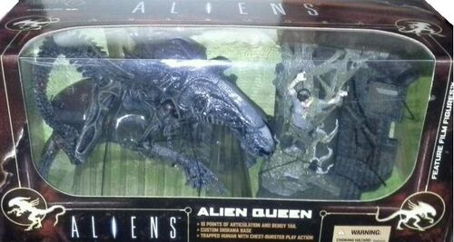 McFarlane Boxed Set Series 6 Alien Queen