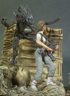 Ripley (Andrea Miniatures)