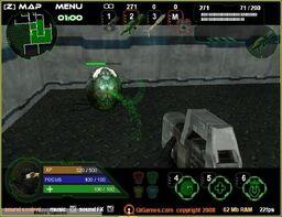 Alien Slayer 3D3