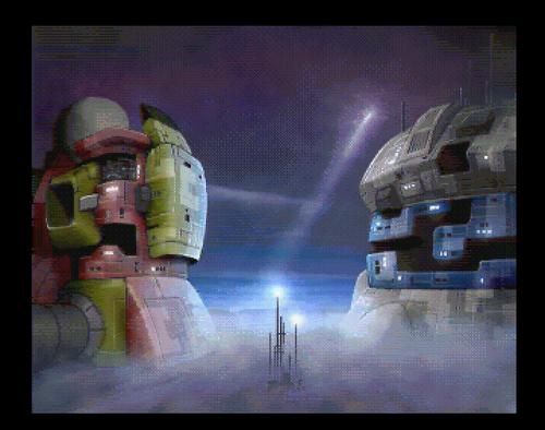 Federation Colony Alpha-Five