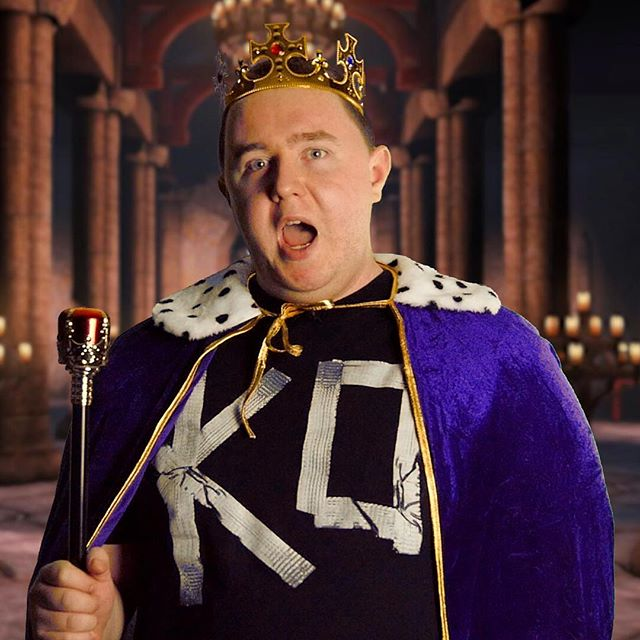 king ross height