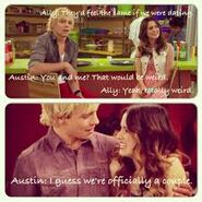 Two sides auslly