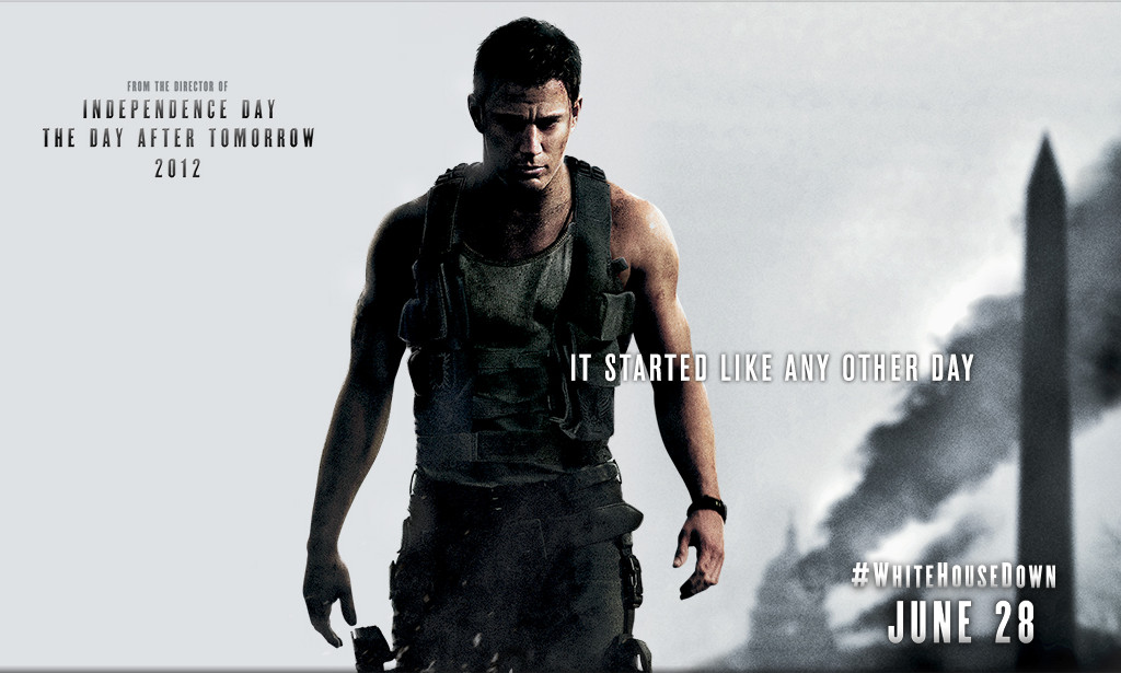 White house down movie pictures