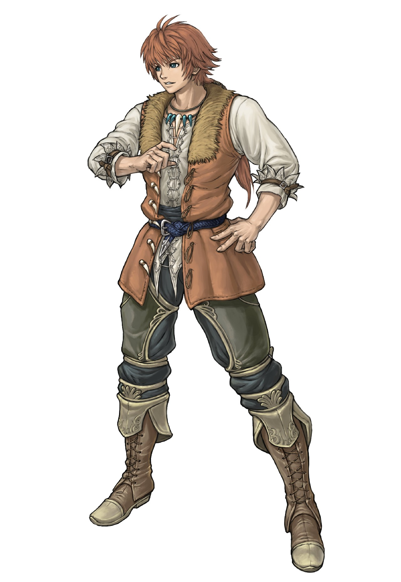 Leonard White Knight Chronicles Wiki Fandom Powered By